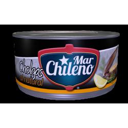 Cholgas natural 200cc mar chileno