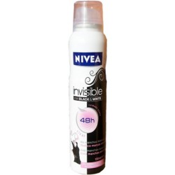 DEO NIVEA SP DAMA INV.B Y N CLEAR 150ML