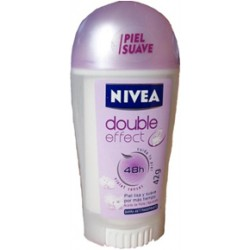 NIVEA BARRA DAMA DOUBLE EFFECT43 GRS.