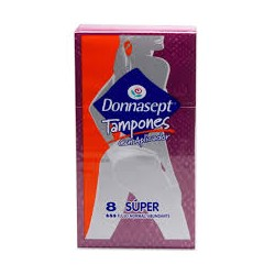 Donnasept Tampon Super X 8