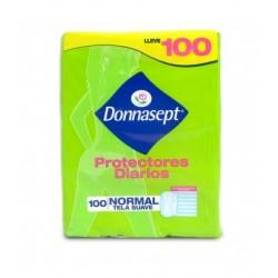 Donnasept Protectores Cortos X 100