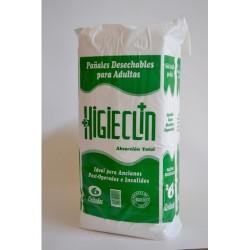 Sabanilla Higieclin X 6 Un.