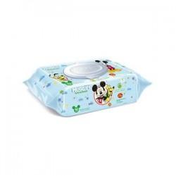 Toalla Humeda Huggies Mickey Minnie X 96 Un Surtida