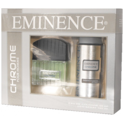 Estuche Eminence Chrome Spray 50 +Deo Spray