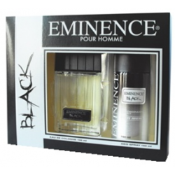 Estuche Eminence Black100+Deo Spray