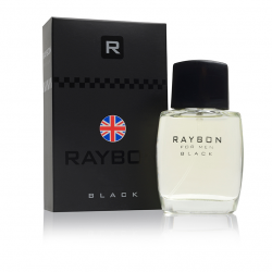 Locion Raybon Black 60ml