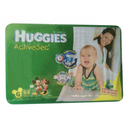 Huggies Active Sec G*64