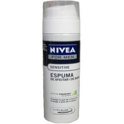 ESPUMA DE AFEITAR NIVEA SENSITIVE 200ML