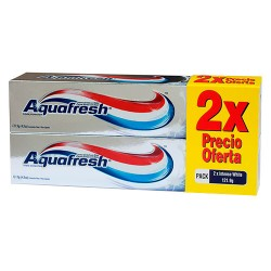 Aquafresh Intense White 121 X 2 Un.