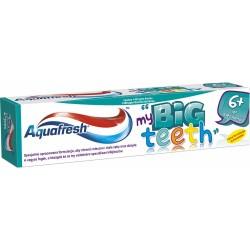 Aquafresh Kids + De 6 Años 110 Grs.