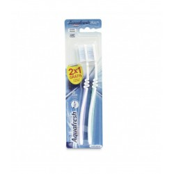 Cepillo Dental Aquafresh 2 X1 Suave