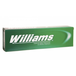 Crema Afeitar Williams Refresc. 100 G.