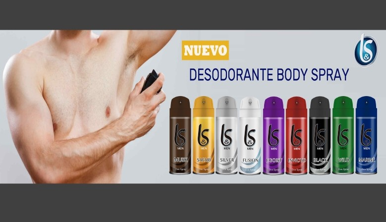 L&S Body Spray